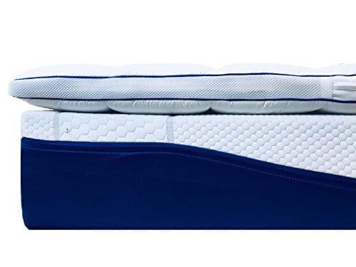 RESTBULLE Surmatelas à mémoire de Forme 160x200 Confort Morphologique