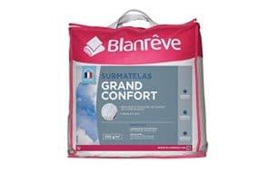 Blanrêve SurMatelas Grand Confort 140×190,Blanc