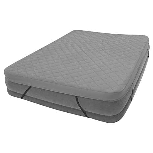 Intex L&G FR SURMATELAS 2 Places Polyeste 203x152x10