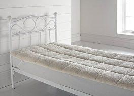 Surmatelas Teddy Ultra comfort INTHERMAX 140X200