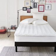 My Lovely Bed SurMatelas Mémoire de Forme 160×200 cm Déhoussable Mousse Viscoélastique