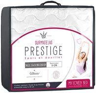 My Lovely Bed SurMatelas Prestige 140×190/200 Épais et Douillet 100% Coton